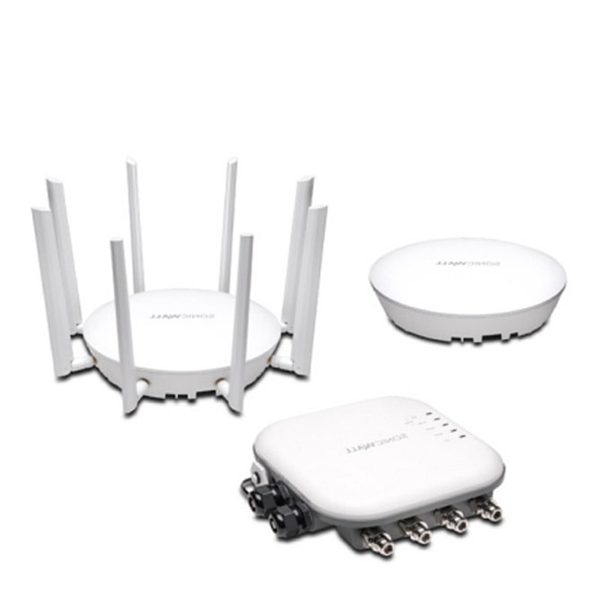 Clean Secure Wireless