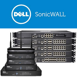 Firewalls4now.com.au - Dell SonicWALL