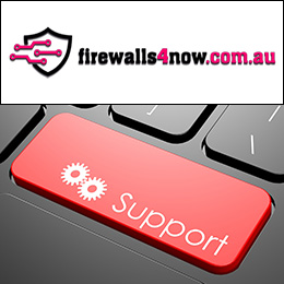 Firewalls4now.com.au - Support